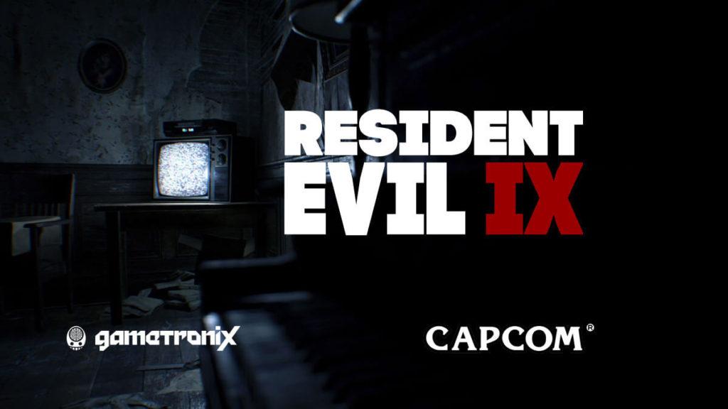 Resident Evil 9 в разработке с 2018 года » Gametronix.ru