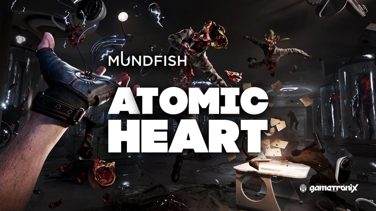 Atomic Heart: локализация, темп разработки и издания