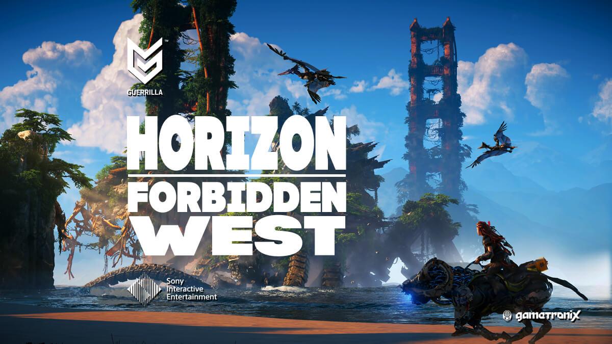 Guerrilla Games об разработке Horizon Forbidden West