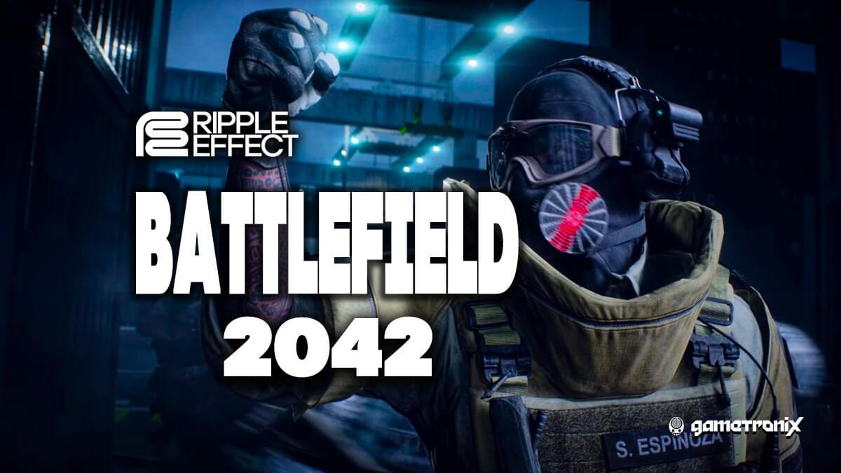 Началась предзагрузка бета-версии Battlefield 2042