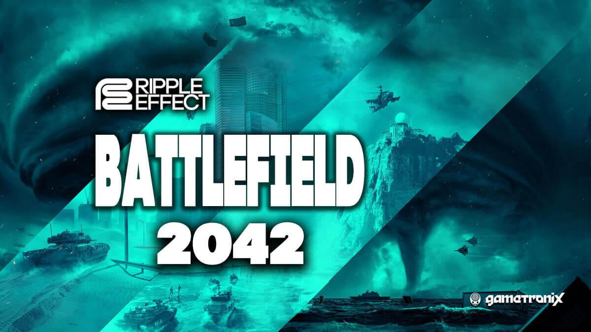 Начался бета-тест Battlefield 2042 в раннем доступе