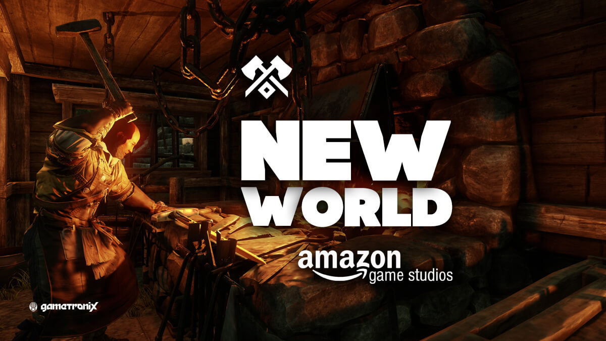 На отдельных серверах New World нельзя создавать персонажей