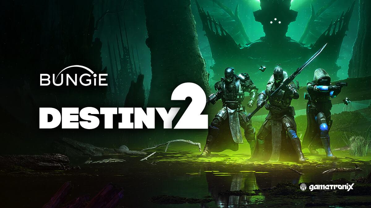 Авторы Destiny 2 рассказали об обновлении контента