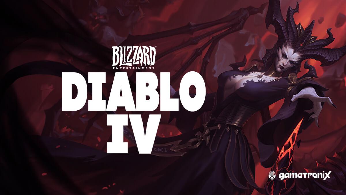 Звуковые эффекты Diablo IV в отчёте Blizzard