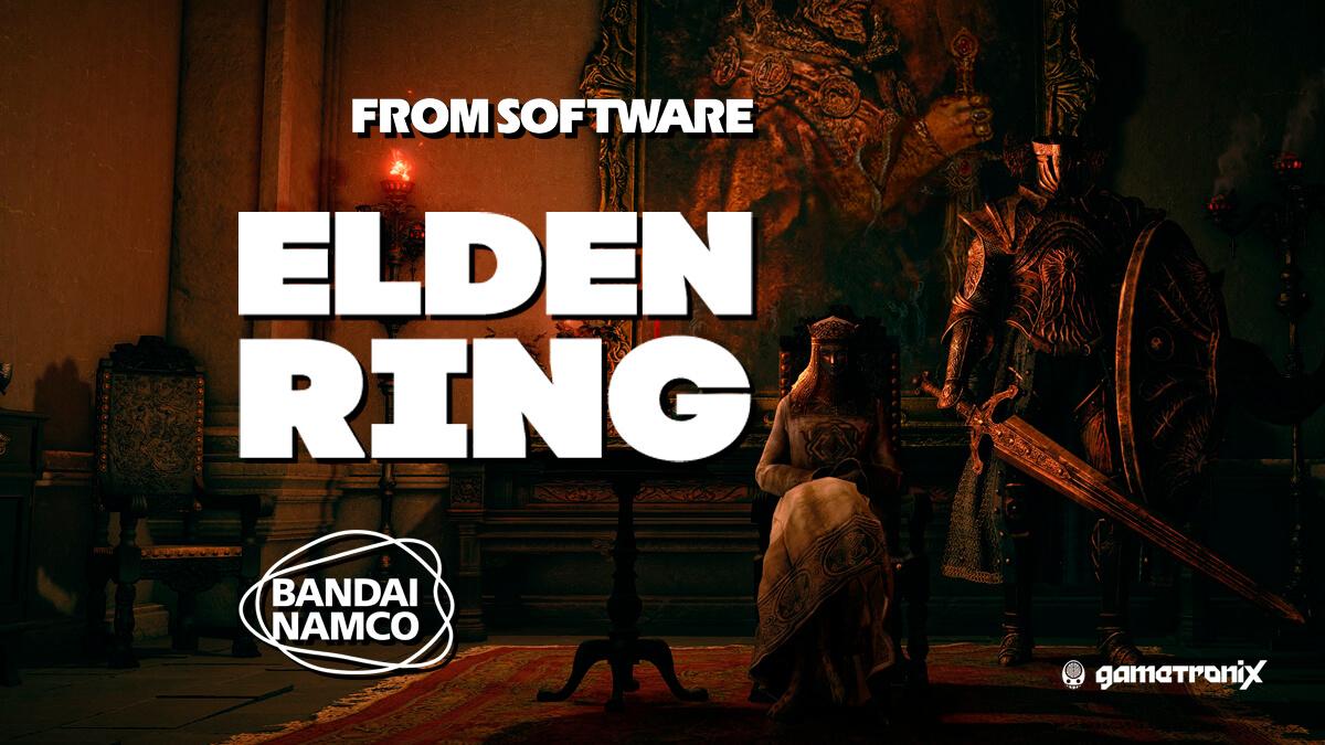 Elden Ring перешла на финальную стадию разработки