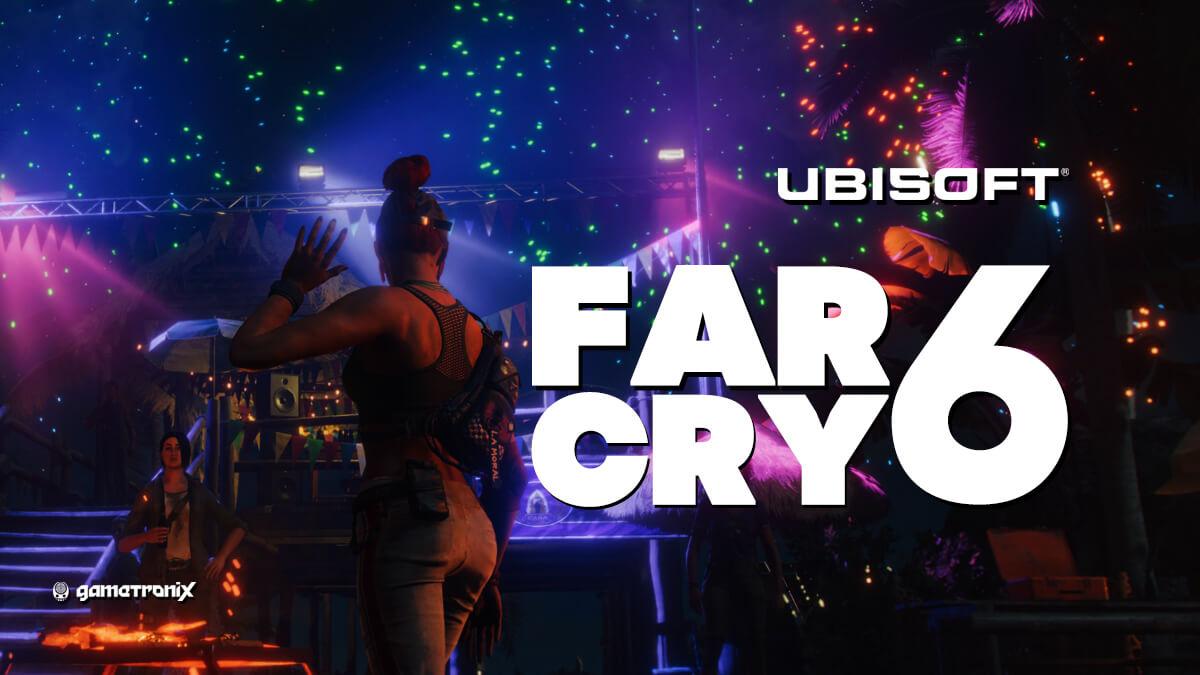 Far Cry 6 официально стартовала на всех платформах