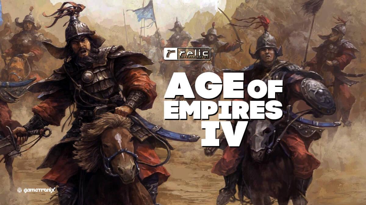 """Новая нация """"Монголы"""" в Age of Empires IV"""