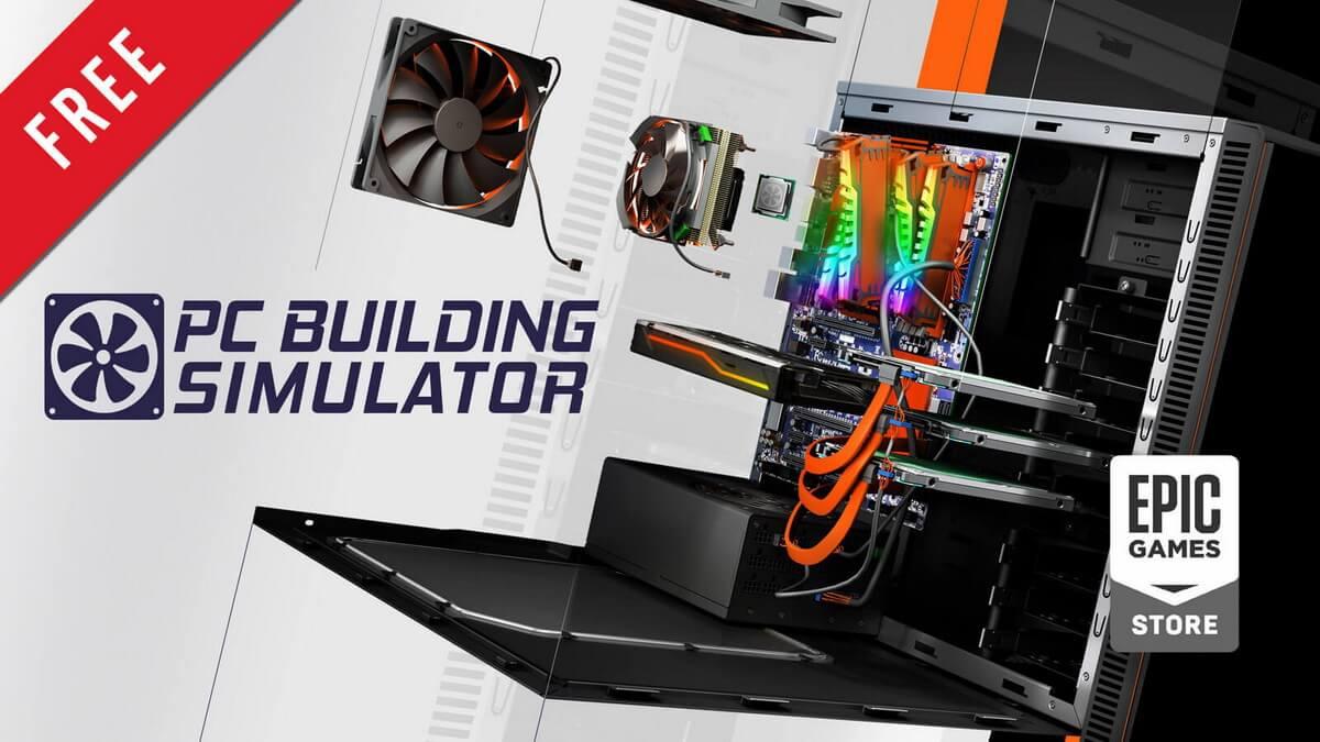 PC Building Simulator бесплатно в Epic Games Store