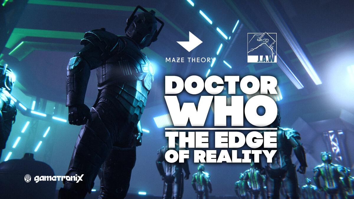 К выходу Doctor Who: The Edge of Reality