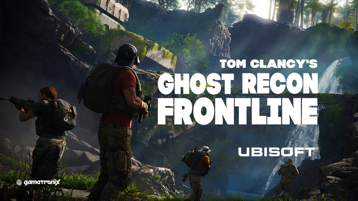 Анонс Tom Clancy's Ghost Recon Frontline